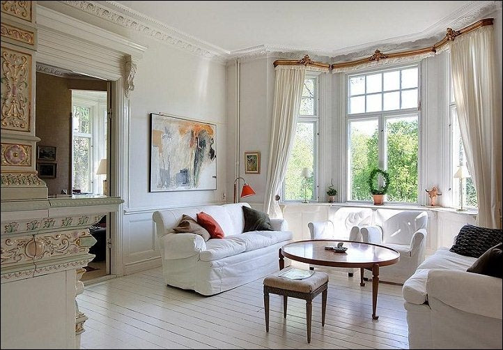 How To Measure Bay Windows Or Bow Windows For New Curtain