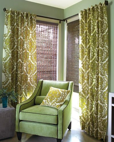 Curtains For Corner Windows What Drapery Hardware Do You