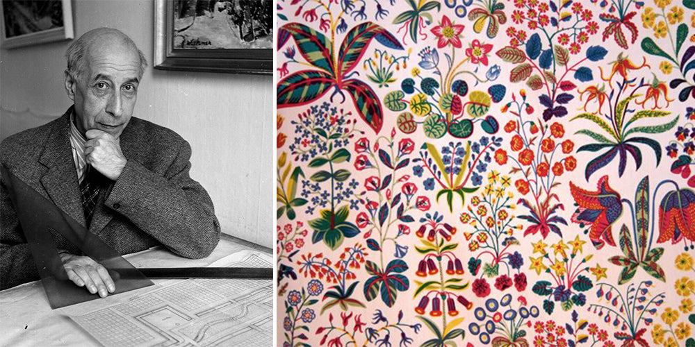 josef frank how to choose the right drapery hardware