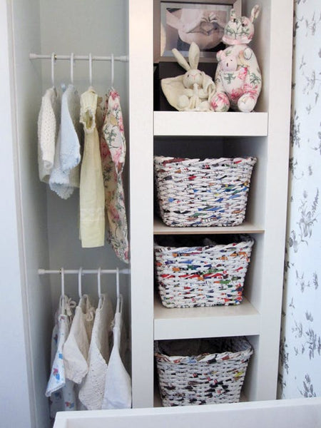 spring tension rod for kids closets