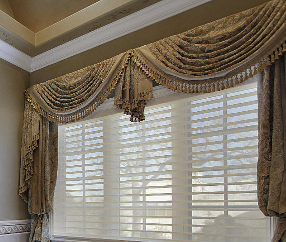 Types Of Valances Continental Window Fashions