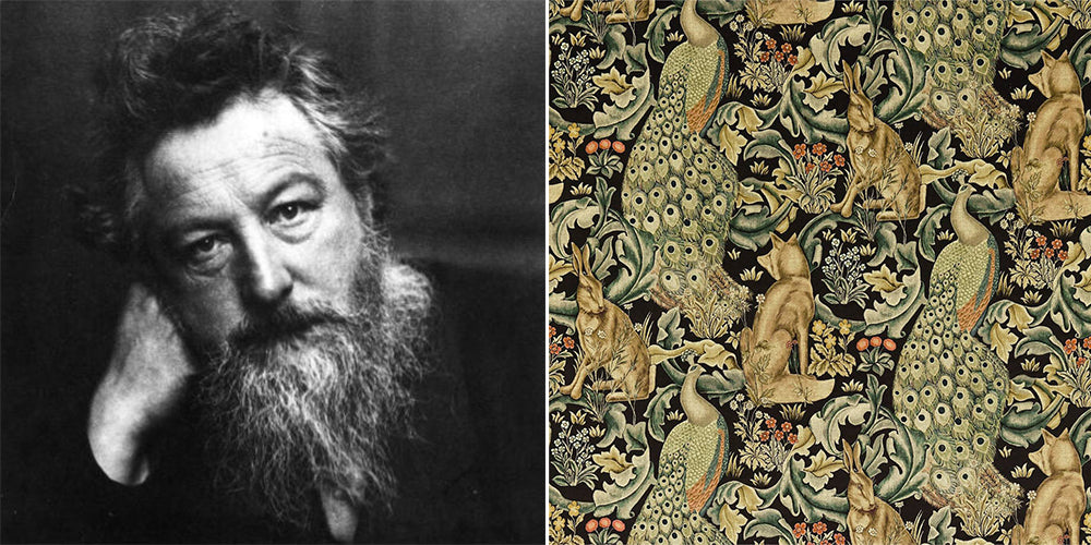 william morris how to choose the right drapery hardware