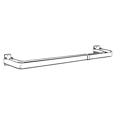 Graber Double Lockseam Curtain Rods