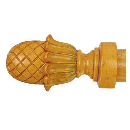 Bamboo Pineapple Finial