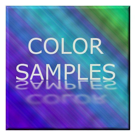 Finial Company Color Sample Chips