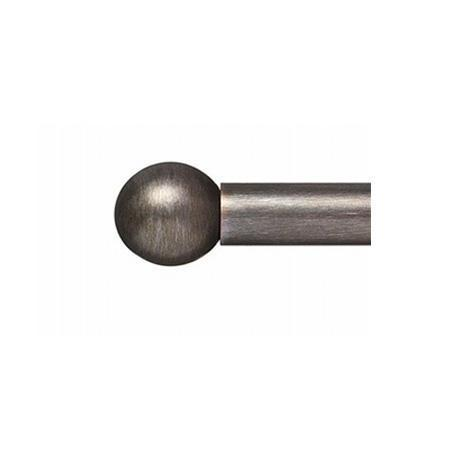 Paris Texas Hardware Quick Ship 1 Inch Modern Metal Ella Finial