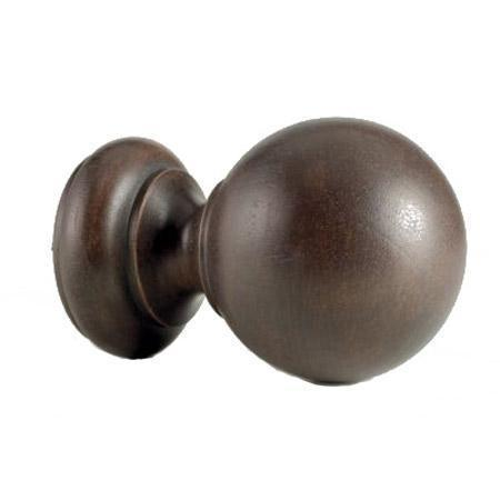 Buckingham Ball Finial for 1/38 and 2 Inch