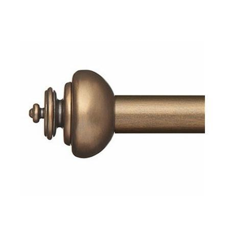Paris Texas Hardware Quick Ship 1 Inch Modern Metal Nora Finial