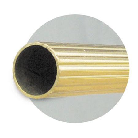 Vesta Brise Bise Collection Brass Reeded Tubing
