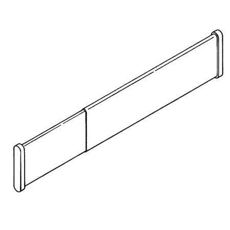 Continental II Spring Tension Rod