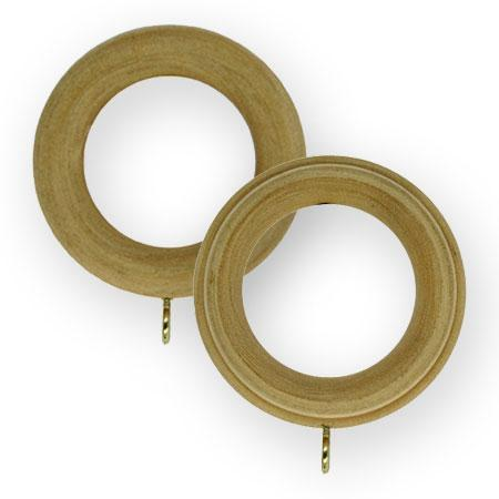 Wood Rings for Wood Poles Unfinished Only