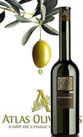 Atlas Dessert Miracle Olive Oil 500ml