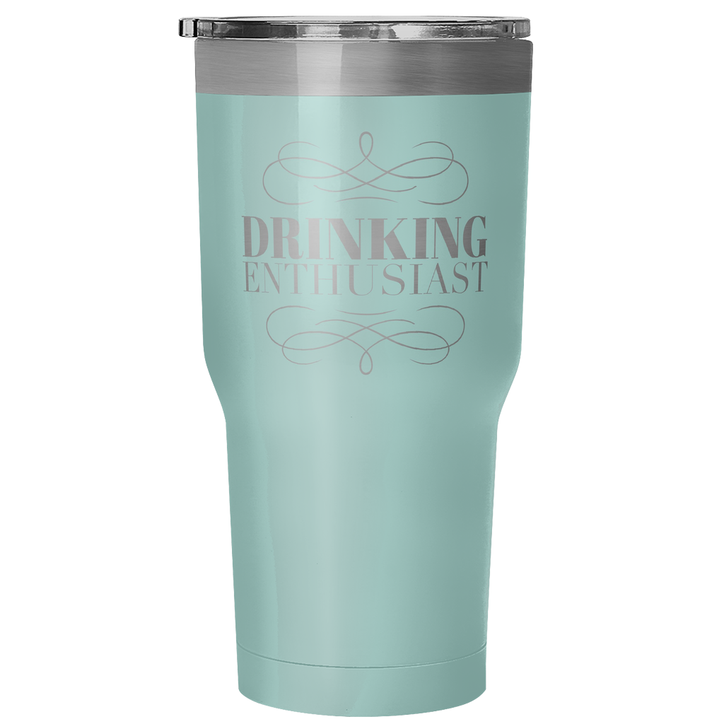 Drinking Enthusiast Tumbler - Wine Time Club
