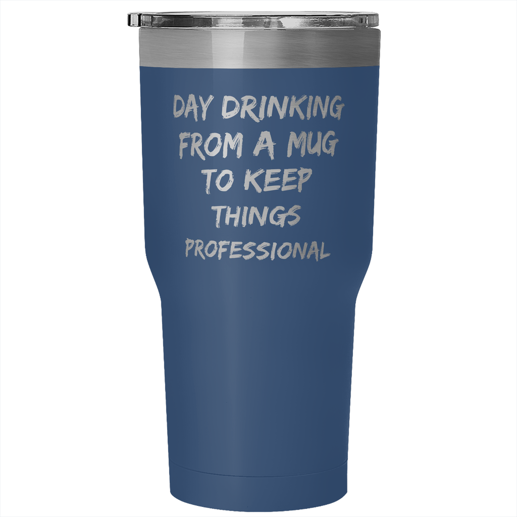 Day Drinking Tumbler - Wine Time Club