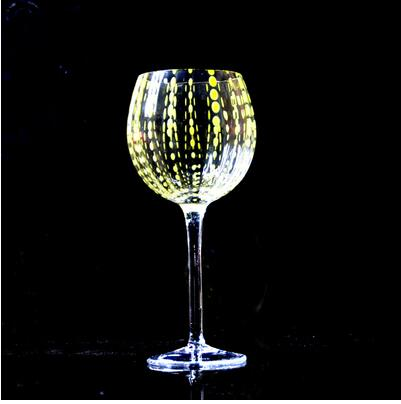 Fine Crystal Wine Glass - Wine Time Club