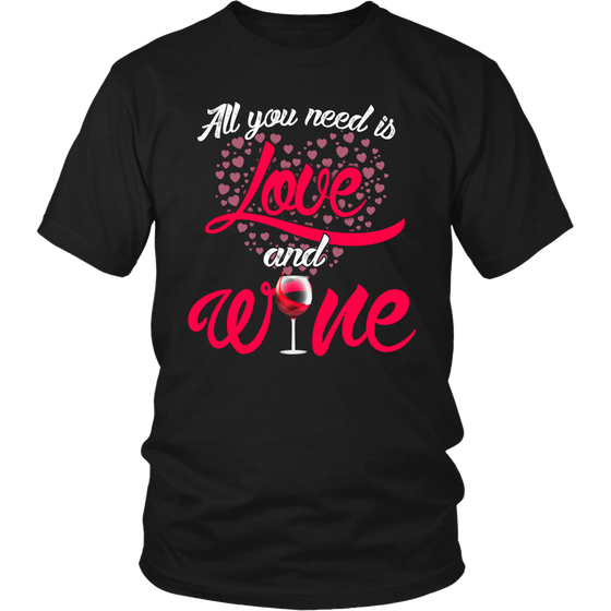All You Need Is Love and Wine - Wine Time Club