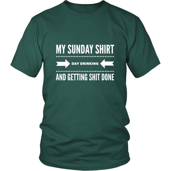 My Sunday Shirt - Wine Time Club
