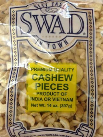 Swad Cashew Pieces 14 OZ