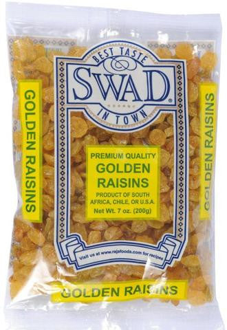 Swad Golden Raisins 7 OZ