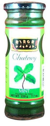 Mirch Masala Mint Chutney 220 Grams (7.7 OZ)