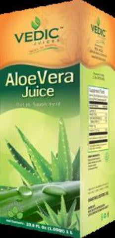 Vedic Juices Aloe Vera Juice