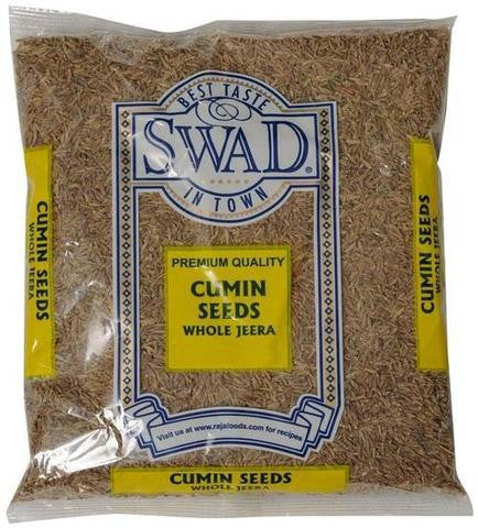 Swad Cumin Seeds 7 OZ (200 Grams)