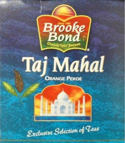 Brooke Bond Taj Mahal Tea 31.74 OZ (900 Grams)