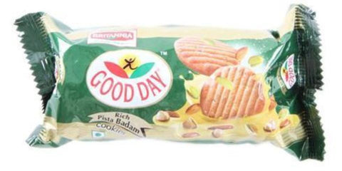 Britannia Good Day Rich Pista Badam Cookies 75 Grams