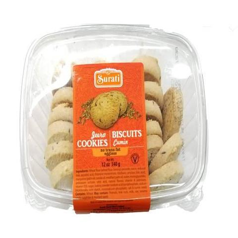 Surti Jeera Cookies 12 OZ (340 Grams)