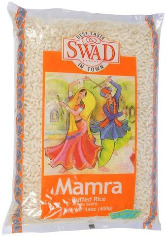 Swad Mamra Basmati (Puffed Rice) 14 OZ (400 Grams)