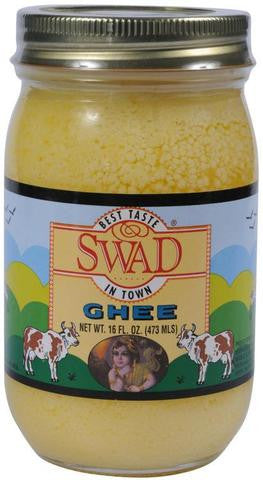 Swad Desi Ghee 16 Fl OZ (473 ML)