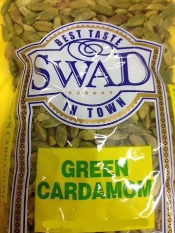 Swad Green Cardamom 7 OZ (200 Grams)