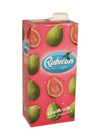 Rubicon Guava Exotic Juice Drink 200 ML