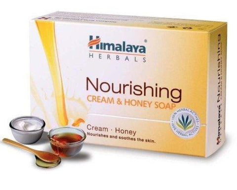Himalaya Herbals Nourishing Cream & Honey Soap 125 Grams