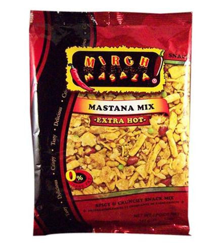 Mirch Masala Mastana Mix (Extra Hot) 340 Grams (12 OZ)