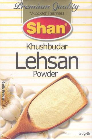 Shan Khushbudar Lehsan Garlic Powder 50 Grams