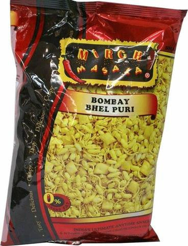 Mirch Masala Bombay Bhel Puri 340 Grams (12 OZ)