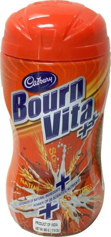 Cadbury Bourn Vita Plus 500 Grams (17.5 OZ)