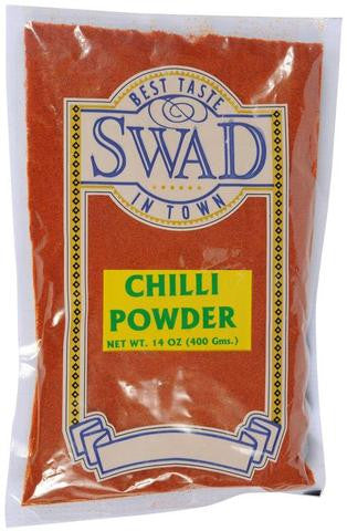 Swad Chilli Powder 14 OZ (400 Grams)