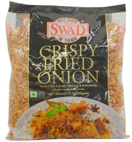 Swad Crispy Fried Onion 12 OZ