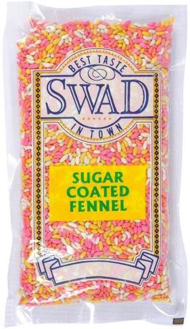 Swad Sugar Coated Fennel 14 OZ (400 Grams)