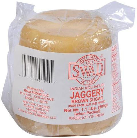 Swad Jaggery Brown Sugar 1.1 LBs