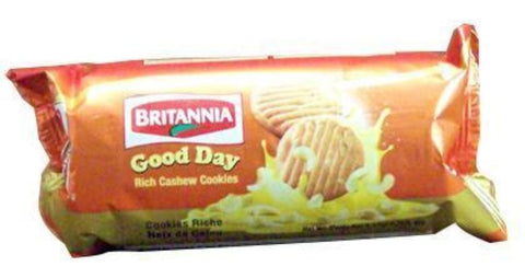 Britannia Good Day Rich Cashew Cookies 75 Grams