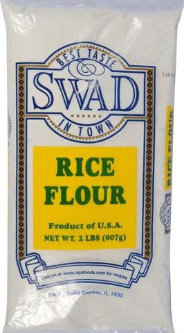 Swad Rice Flour 2 LB (907 Grams)