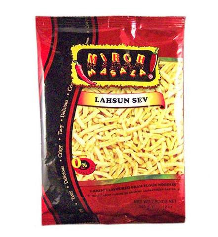 Mirch Masala Lahsun Sev 340 Grams (12 OZ)