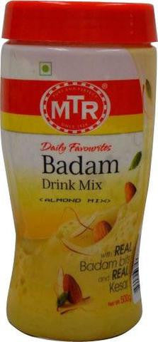 MTR Badam Drink Mix (Almond Mix) 500 Grams