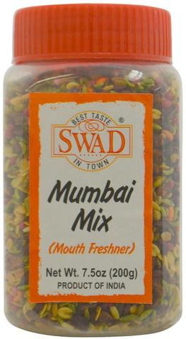 Swad Mumbai Mix Mouth Freshner 7 OZ