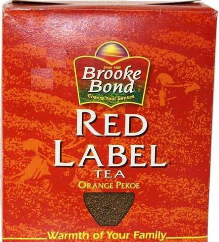 Brooke Bond Red Label Tea 3 LB (1362 Grams)