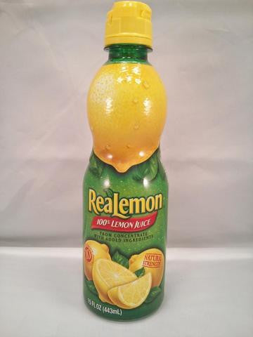 RealLemon Lemon Juice