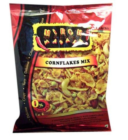 Mirch Masala Corn Flakes Mix 6 OZ (170 Grams)